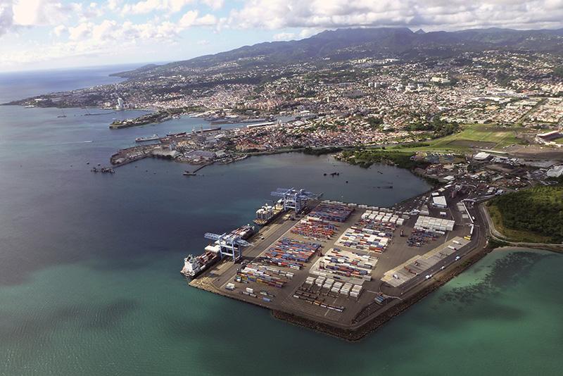 Vers une ré-insertion de la Caraïbe française dans les chaines mondiales d'approvisionnement
