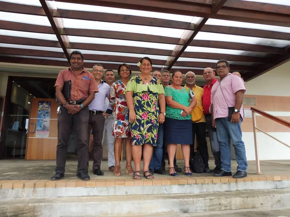 L'ACCD'OM prépare son prochain congrès en Nouvelle-Calédonie