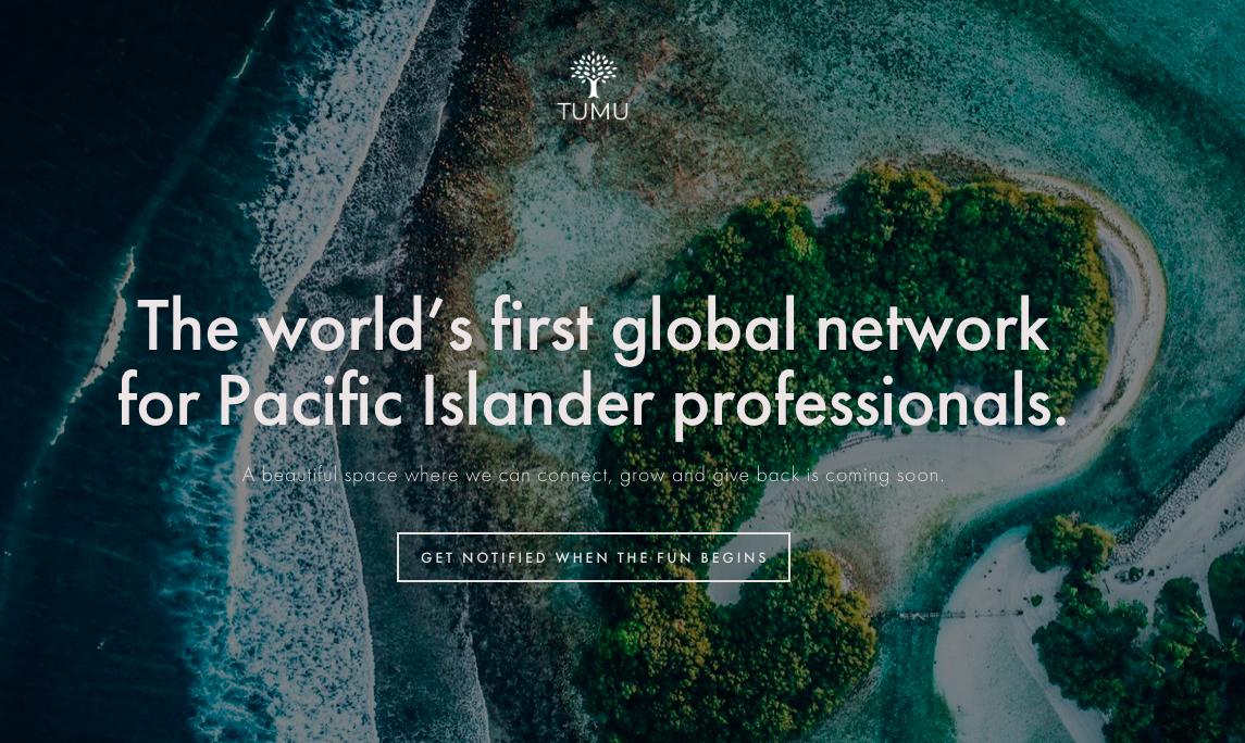 Innovation Pacifique : TUMU, la plateforme web qui veut fédérer les Océaniens du monde