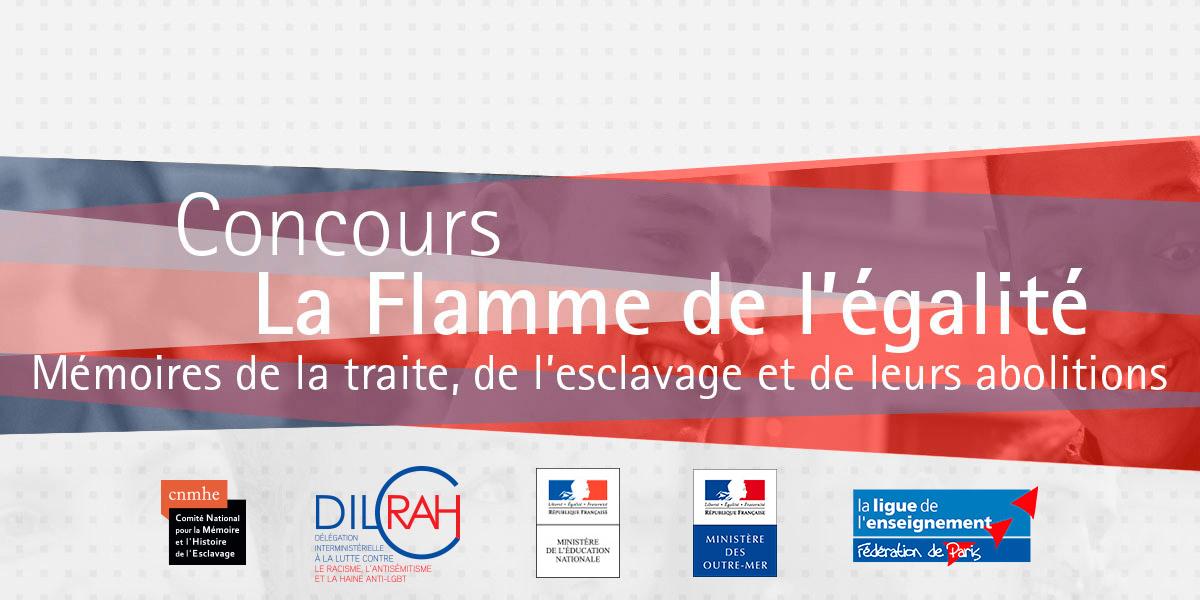Concours de la Flamme de l'Egalité 2019: Trois établissements scolaires de Guadeloupe récompensés