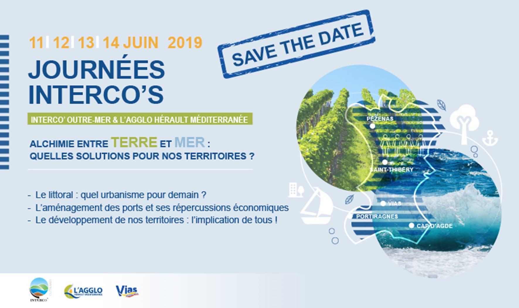 Le littoral à l'honneur des prochaines Journées Interco's en juin
