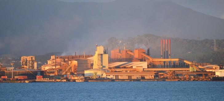 Nickel calédonien : La NCE fait le point sur la future « Centrale Pays » de Doniambo