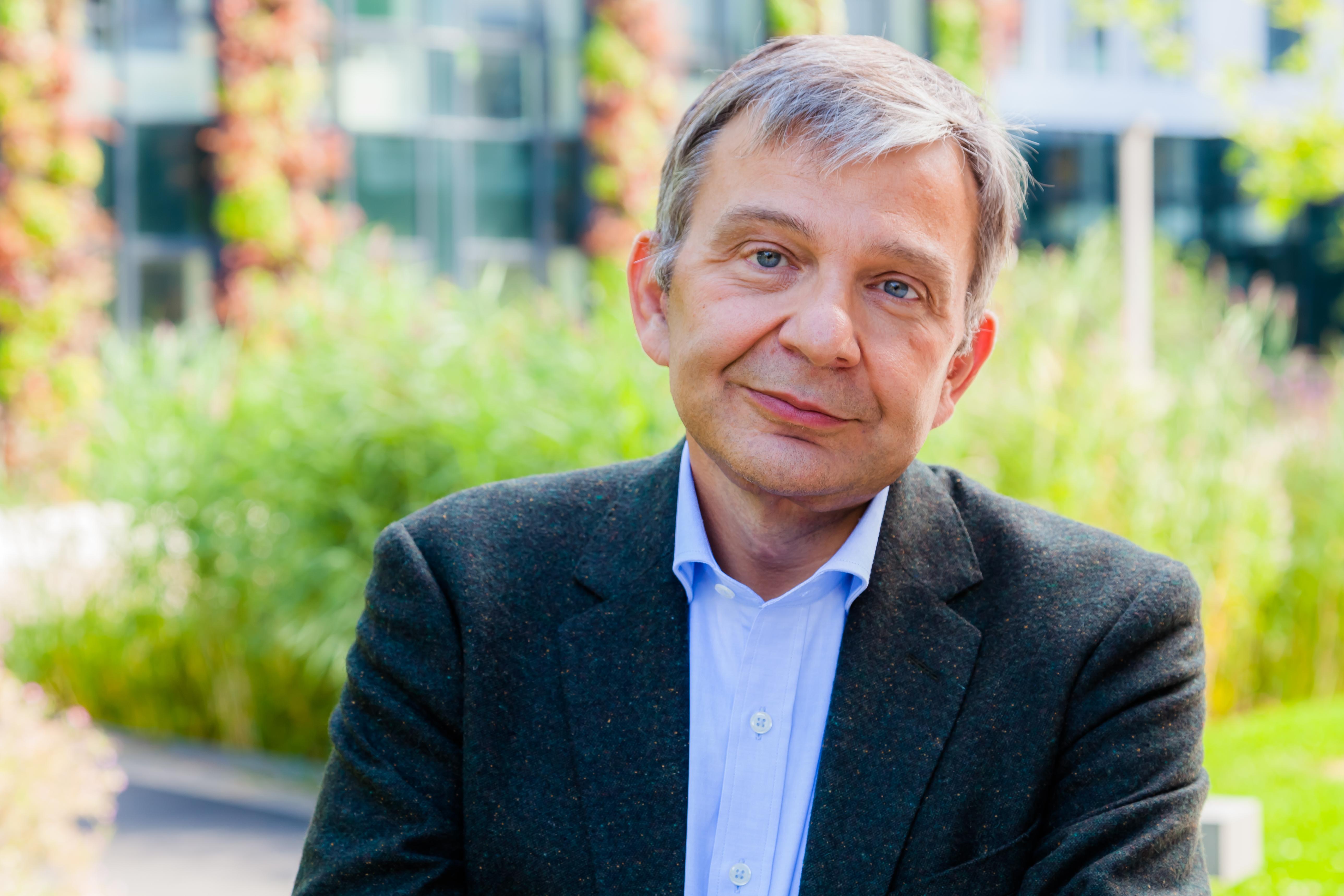 Jean-Luc Vuillemin, Directeur des Réseaux et Services internationaux d'Orange ©Orange