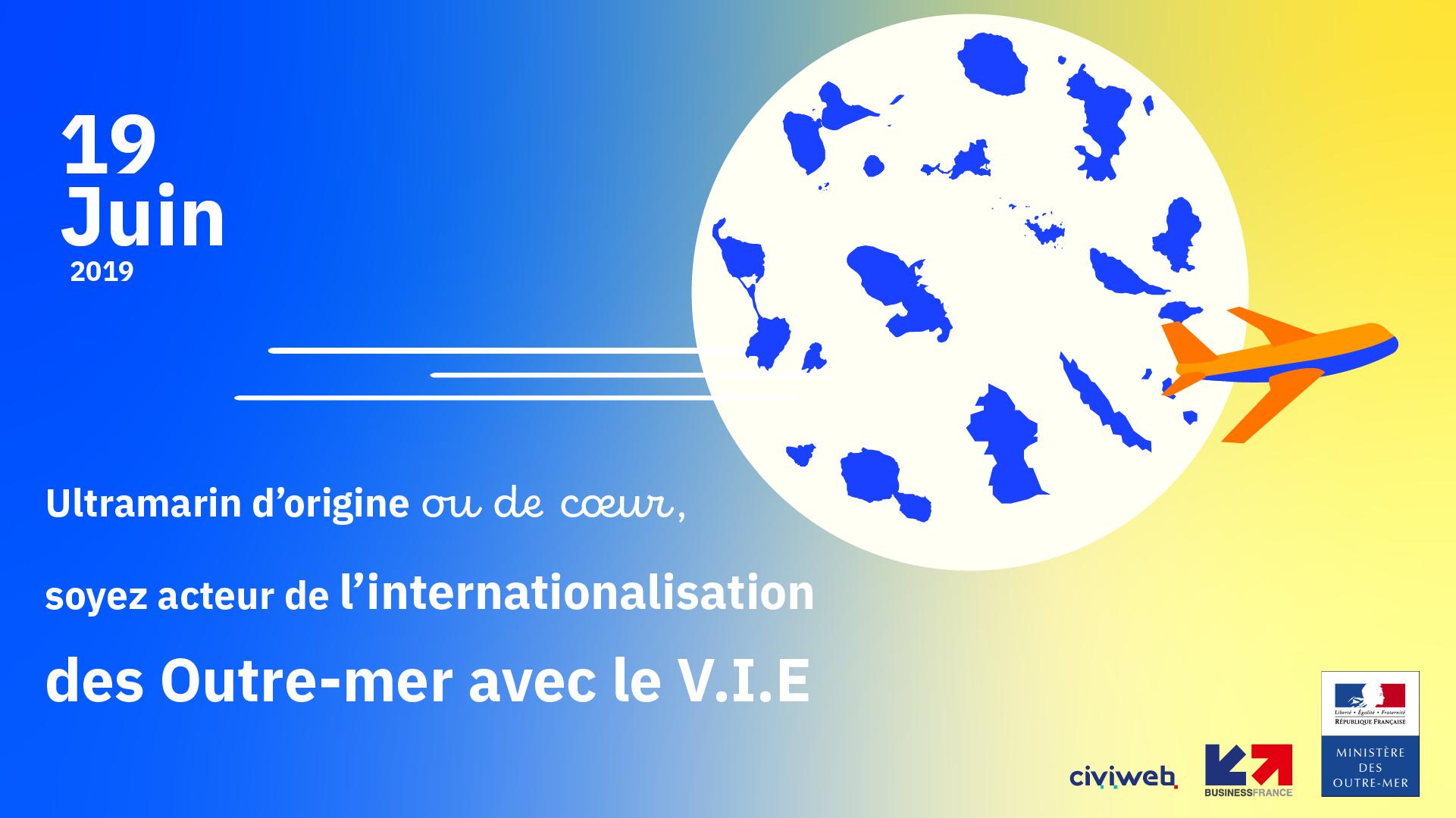 Emplois : Business France veut sensibiliser les jeunes ultramarins à l'internationalisation