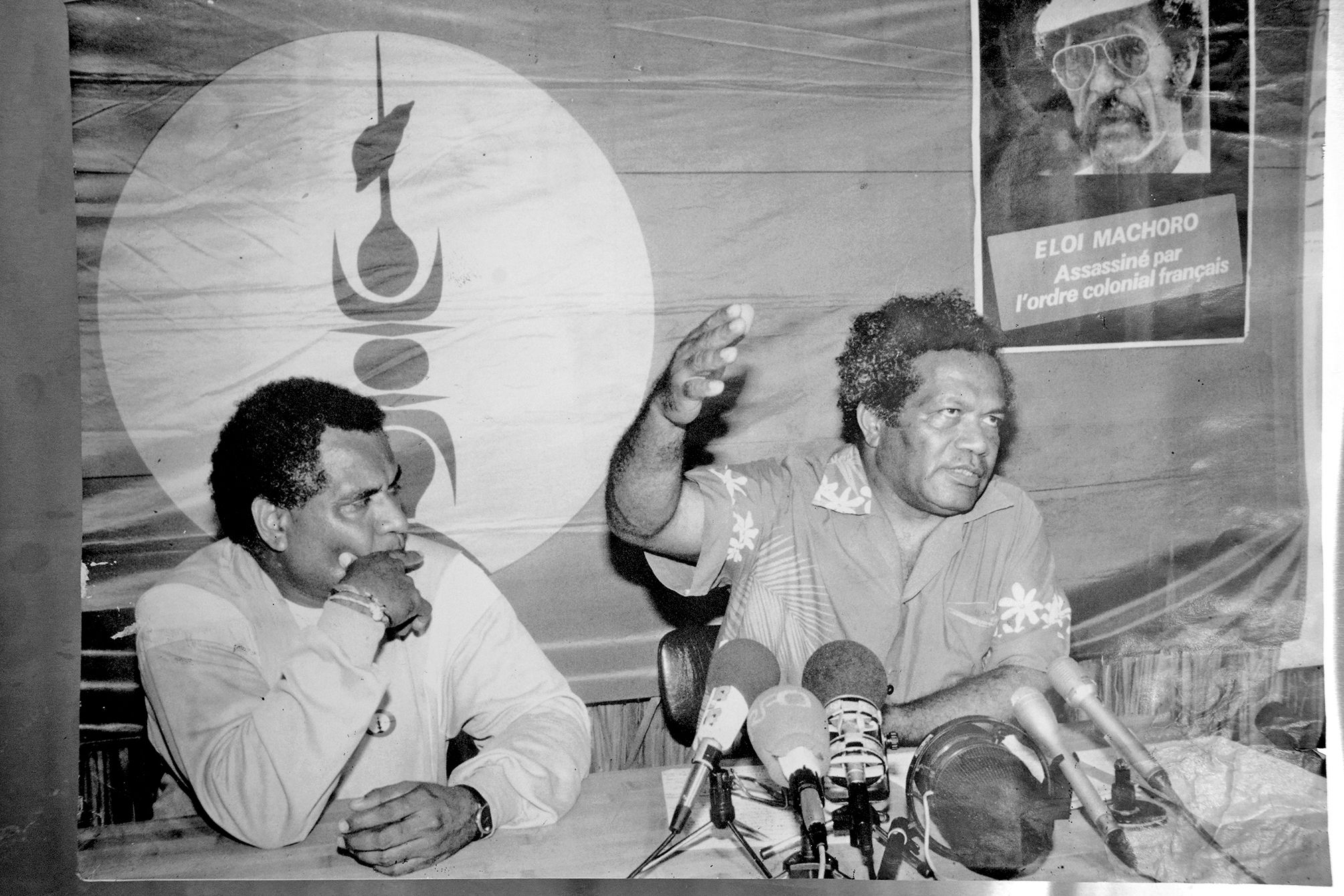VIDÉOS. Histoire en Nouvelle-Calédonie : Il y a 30 ans, Jean-Marie Tjibaou et Yeiwene Yeiwene étaient assassinés
