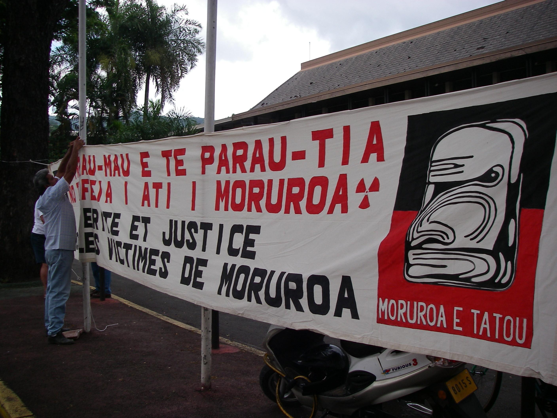 ©Moruroa e Tatou