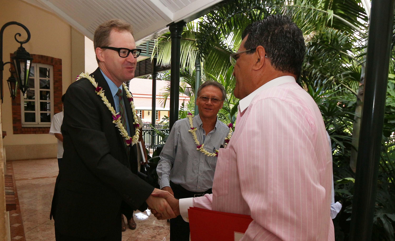 Coopération régionale : Vers un Consulat australien en Polynésie en 2021