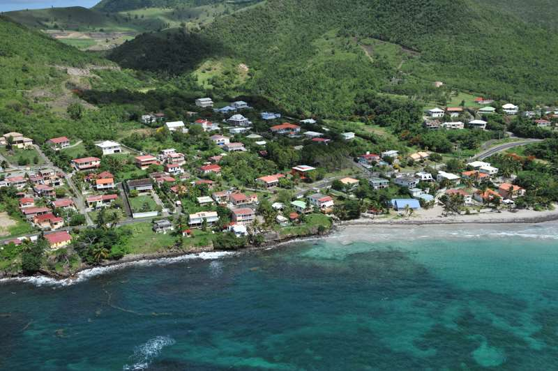 L'Anse Cafard ©Agence des 50 pas géométriques de Martinique