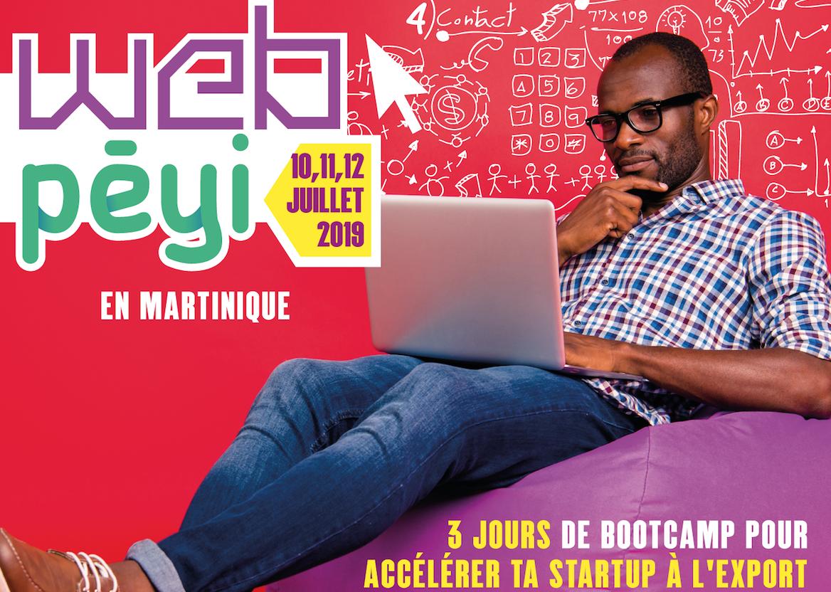 Innovation en Outre-mer : Un bootcamp pour accélérer les start-up de Martinique et de Guyane à l'export