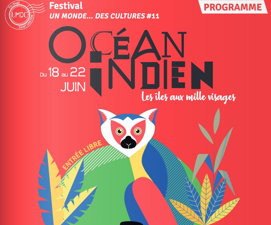 Saint-Gratien fête l'Océan Indien dans le cadre de la 11ème édition de son festival « Un monde…Des cultures »