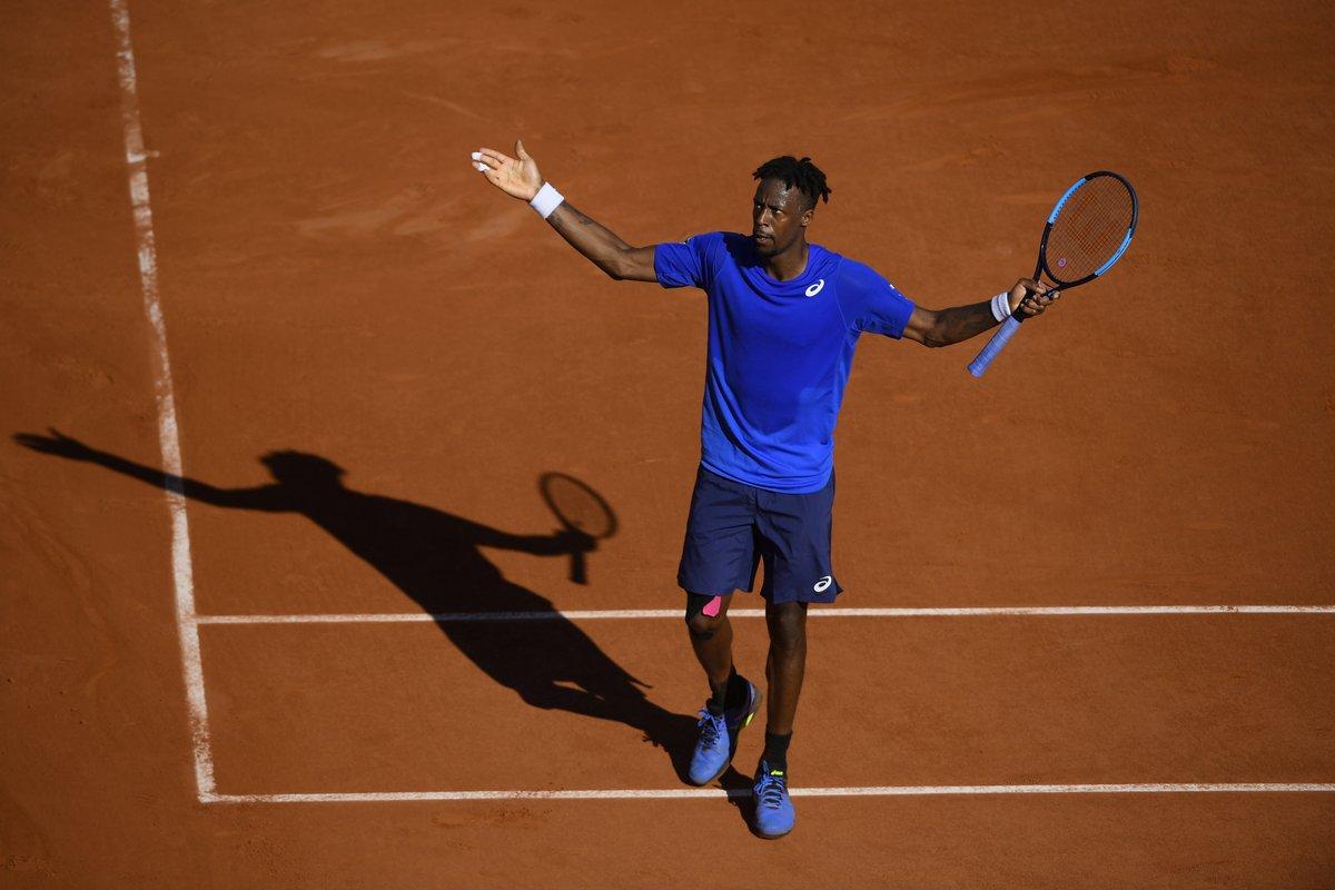 Roland Garros 2019 : Gaël Monfils sur sa lancée, s'ouvre les portes des huitièmes de finale