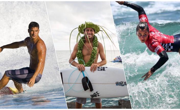 Tokyo 2020 – Surf : Trois ultramarins aux Mondiaux ISA, phase qualificative des Jeux Olympiques