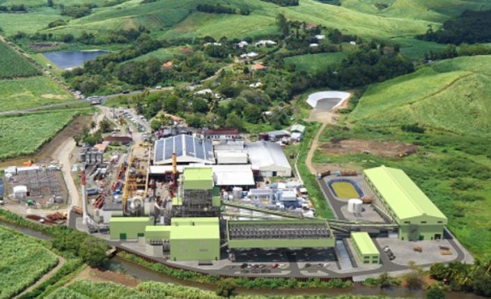 En Martinique, Albioma inaugure Galion 2 : 1ère centrale 100% bagasse/biomasse d'Outre-mer
