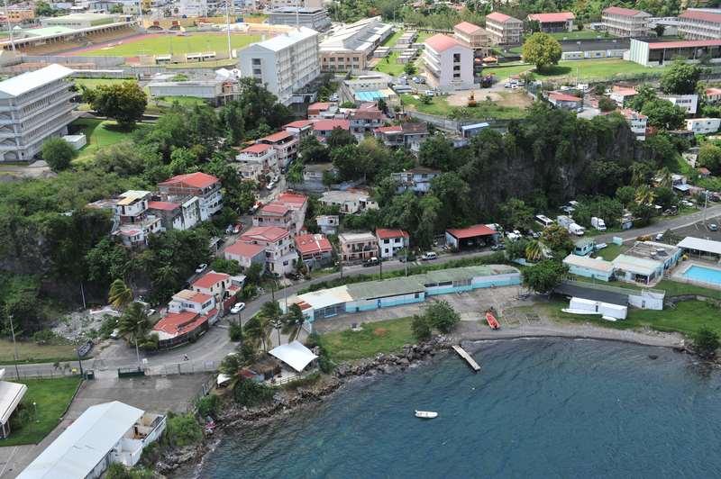 Le Prêcheur ©Agence des 50 pas géométriques de Martinique