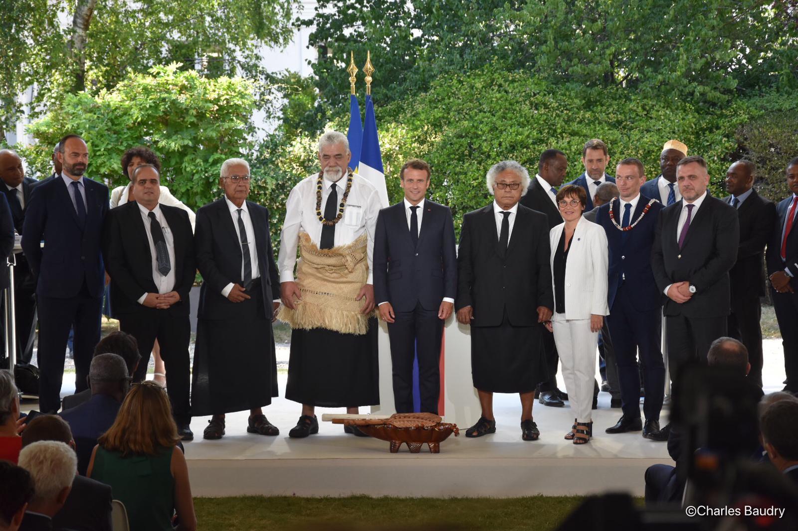 Contrat de convergence et transformation : À Wallis et Futuna, développement durable, désenclavement et insertion régionale