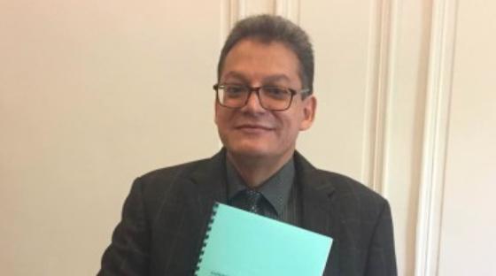 Justice en Guyane: Patrick Lingibé, nouveau bâtonnier de Guyane
