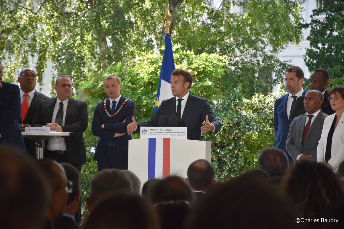 Contrats de convergence Outre-mer: « Ces contrats marquent l'engagement de l'Etat auprès des territoires ultramarins »