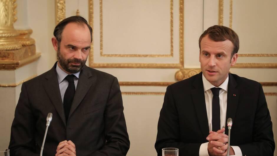 Macron et Philippe réunissent lundi les Outre-mer pour favoriser leur développement