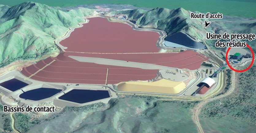 Nickel calédonien : Vale NC lance 168 millions d'euros de contrats pour son projet Lucy
