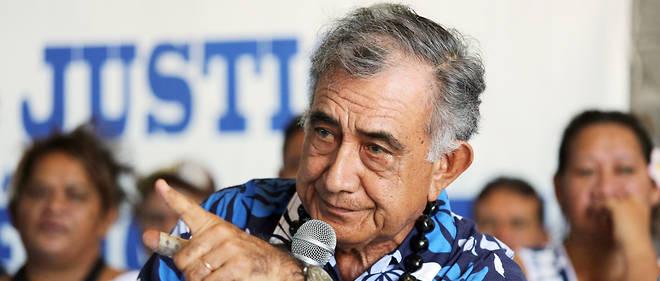 Santé en Polynésie : Oscar Temaru dénonce « le lobby des pharmacies et des cabinets médicaux »