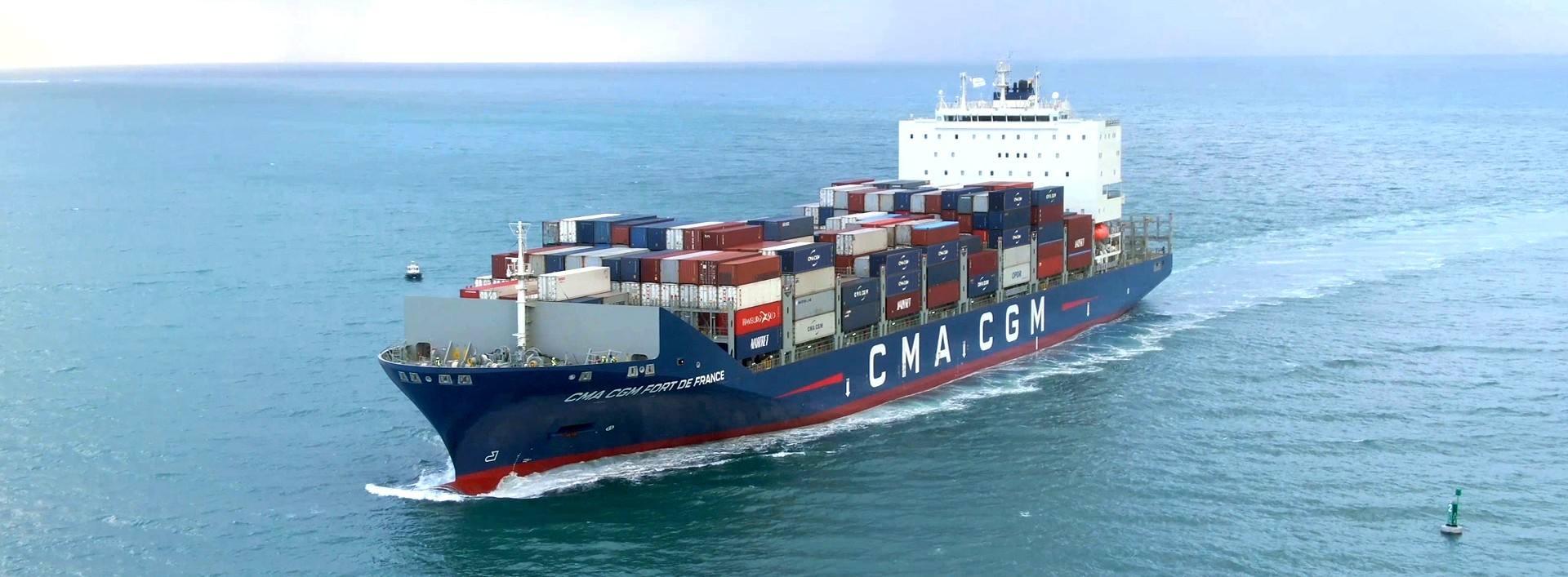 Covid-19 – Mayotte : CMA CGM met à disposition 37 conteneurs de stockage pour des biens médicaux et de première nécessité