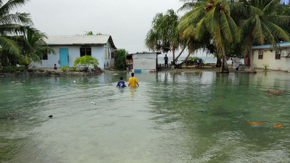 Climat : La hausse du niveau des mers ferait 280 millions de déplacés