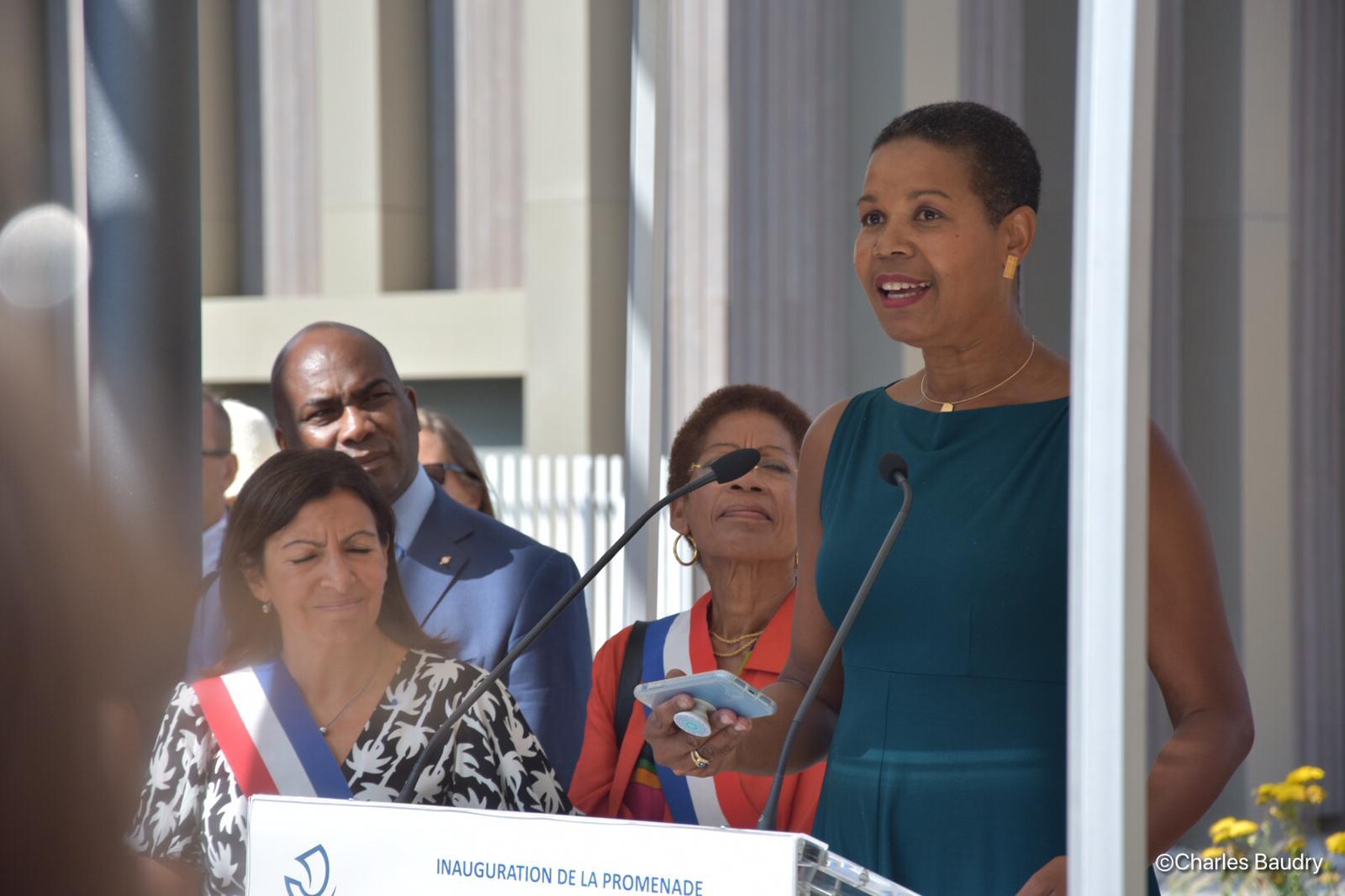 À Paris, inauguration de la « Promenade Jane et Paulette Nardal », égéries de la « négritude »