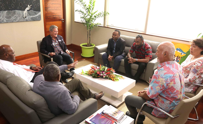 Desserte aérienne : Vers un accord entre le Vanuatu et la Polynésie