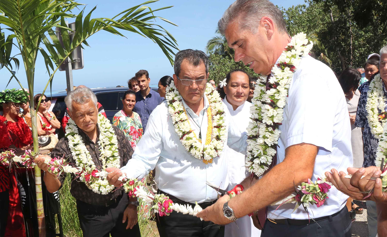 En Polynésie, inauguration d'un laboratoire de production de micro-algues et ciguatoxines