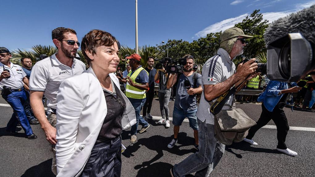 En visite à La Réunion, Annick Girardin annonce 1 000 contrats « PEC » supplémentaires