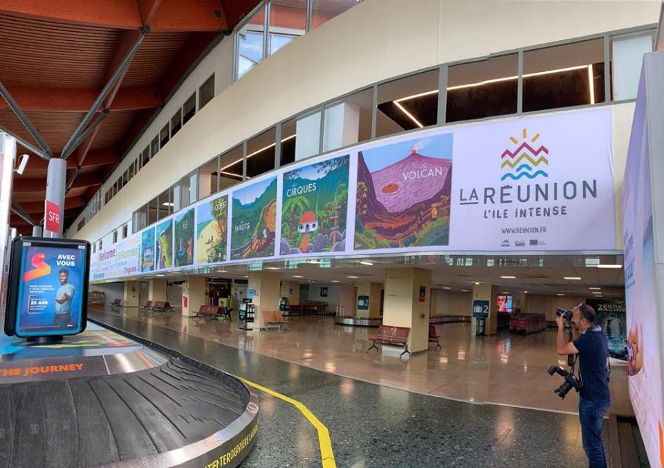 Tourisme à La Réunion : L'IRT et l'aéroport international Roland-Garros renforcent leur partenariat