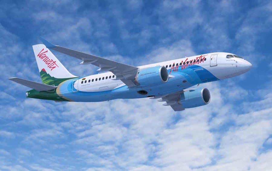 Air Vanuatu doit recevoir quatre A220 pour développer ses liaisons régionales et internationales