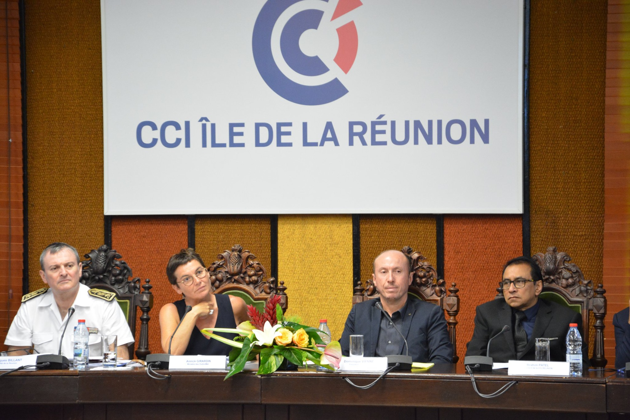 La Réunion: Annick Girardin installe le haut conseil de la commande publique