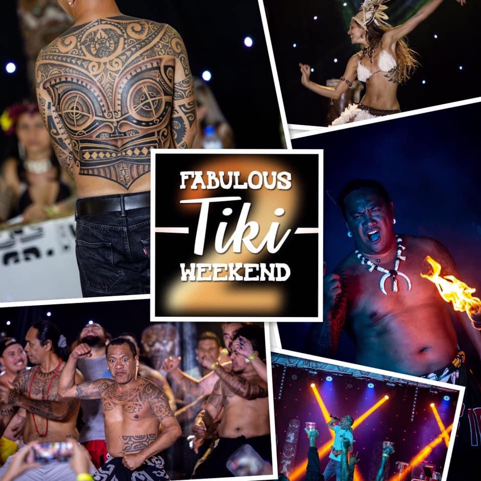 Fabulous Tiki Week-end: Les Arts polynésiens en fête au 2ème salon du Tatouage