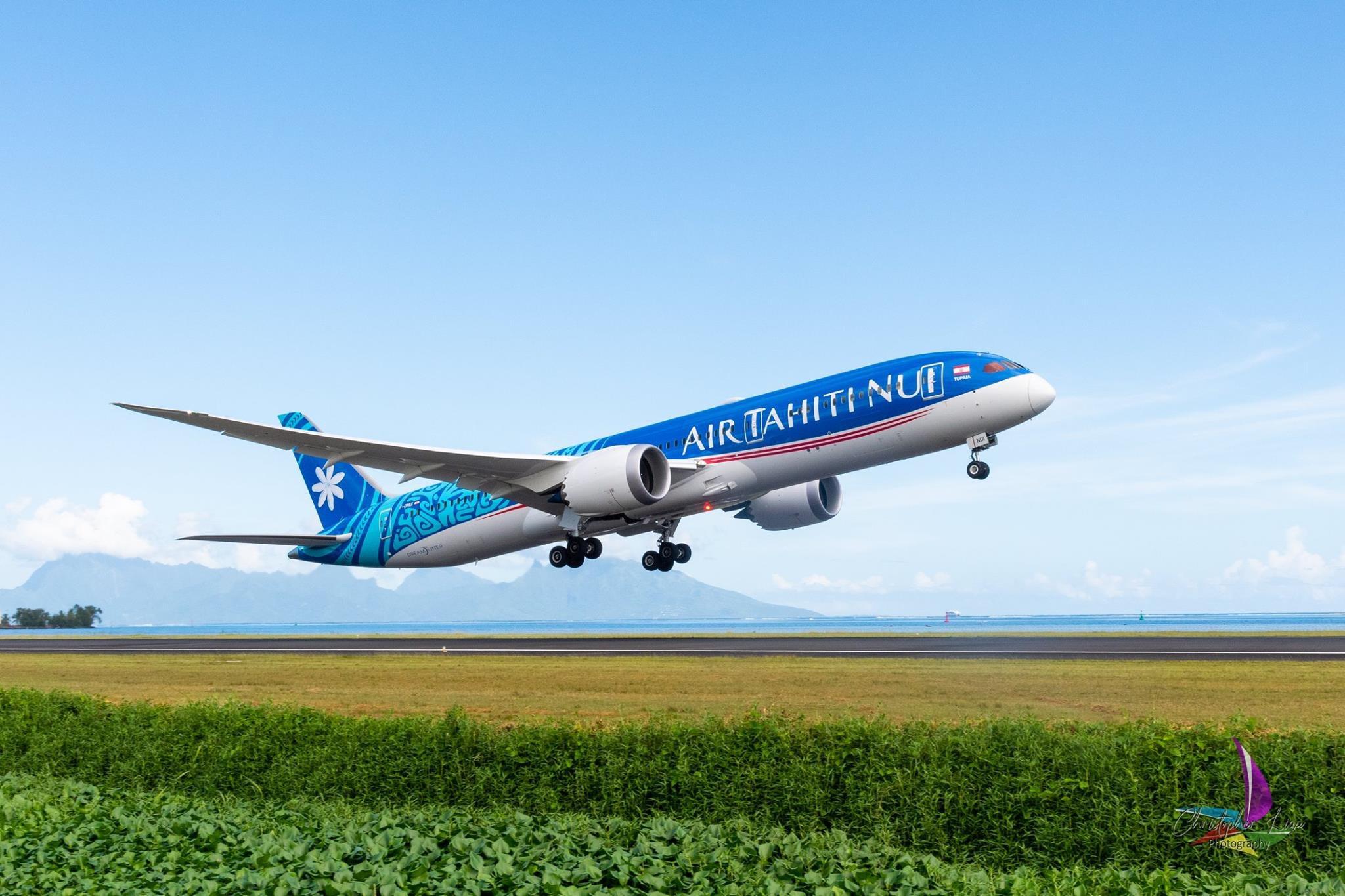 Desserte aérienne : Air Tahiti Nui reconnue « compagnie aérienne 5 étoiles » par l'APEX