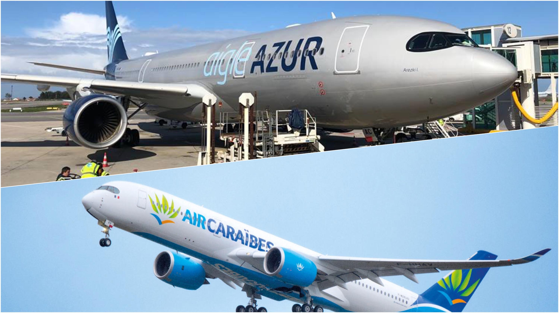 Aigle Azur : Le groupe Dubreuil pourrait reprendre 106 salariés de la compagnie
