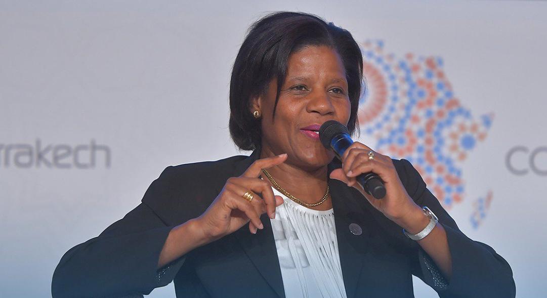 La Martiniquaise Marie-Françoise Marie-Nelly nommée directrice de la Banque mondiale pour 5 pays d'Afrique australe
