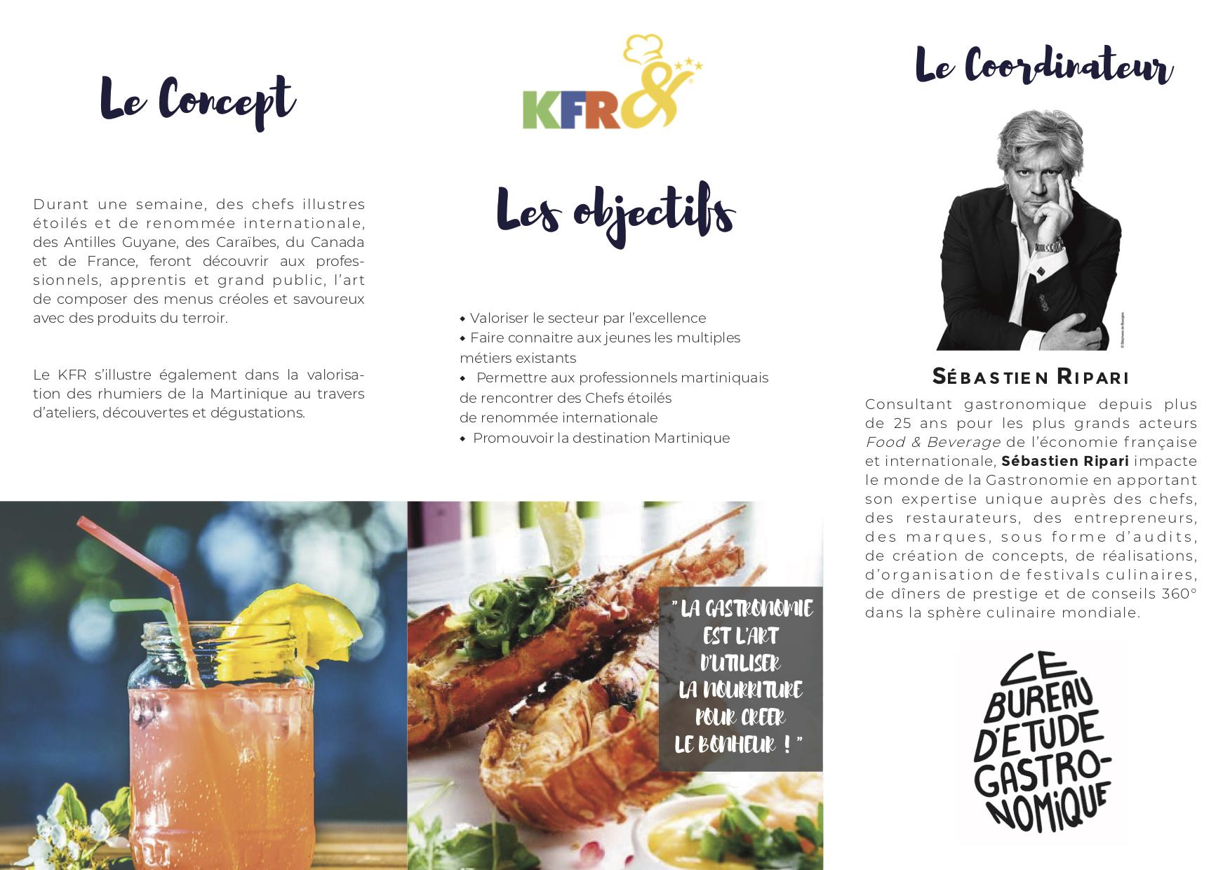 2ème édition du Kréol Food & Rhum