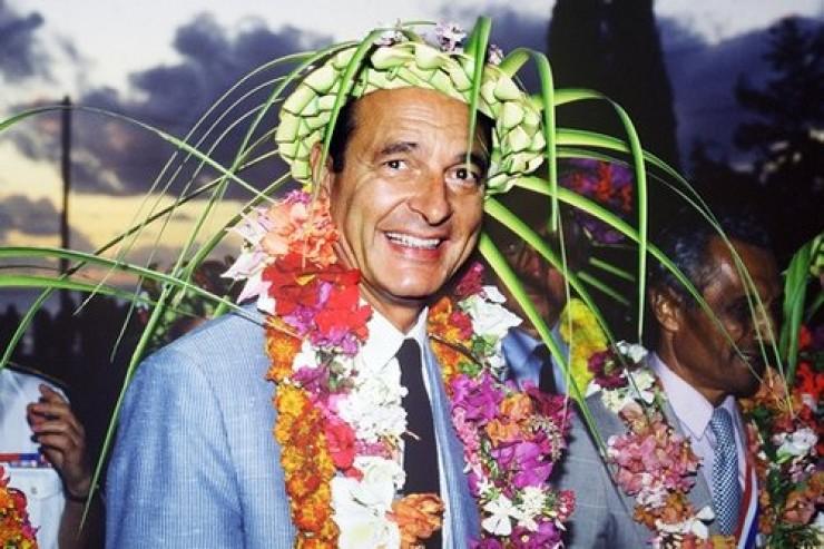 Décès de Jacques Chirac : Les réactions Outre-mer