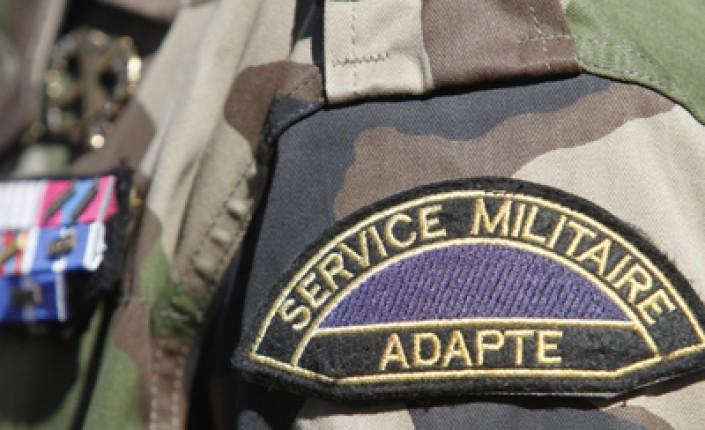 Le Service Militaire Adapté à l'Université d'été de la Défense à Avord