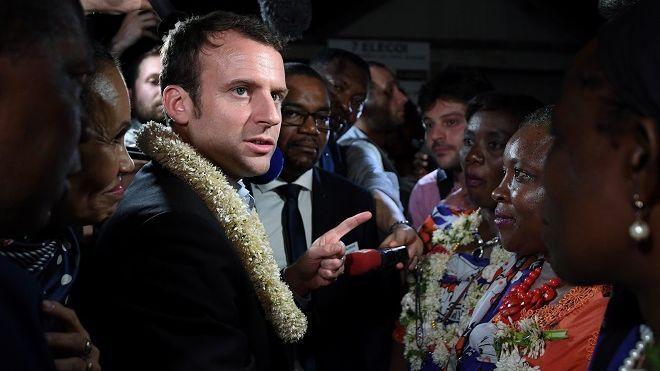 Emmanuel Macron dans l'Océan Indien : Six membres du gouvernement pour accompagner le président de la République