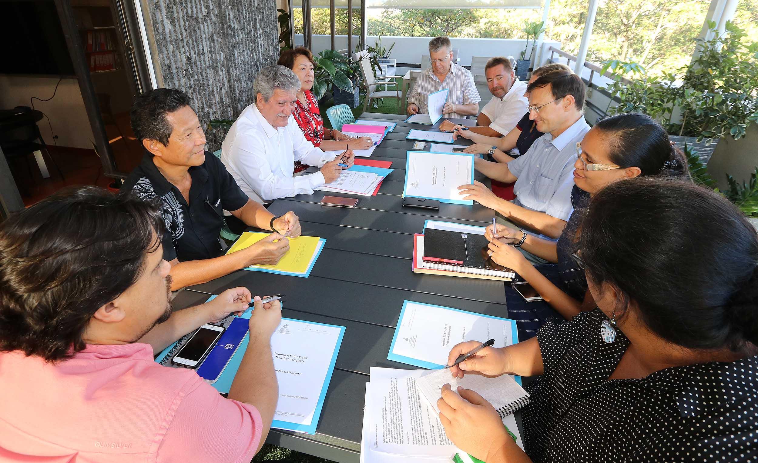 Desserte aérienne en Polynésie : Les aérodromes de Bora Bora, de Raiatea et de Rangiroa sous concession du Pays à partir du 1er avril 2020