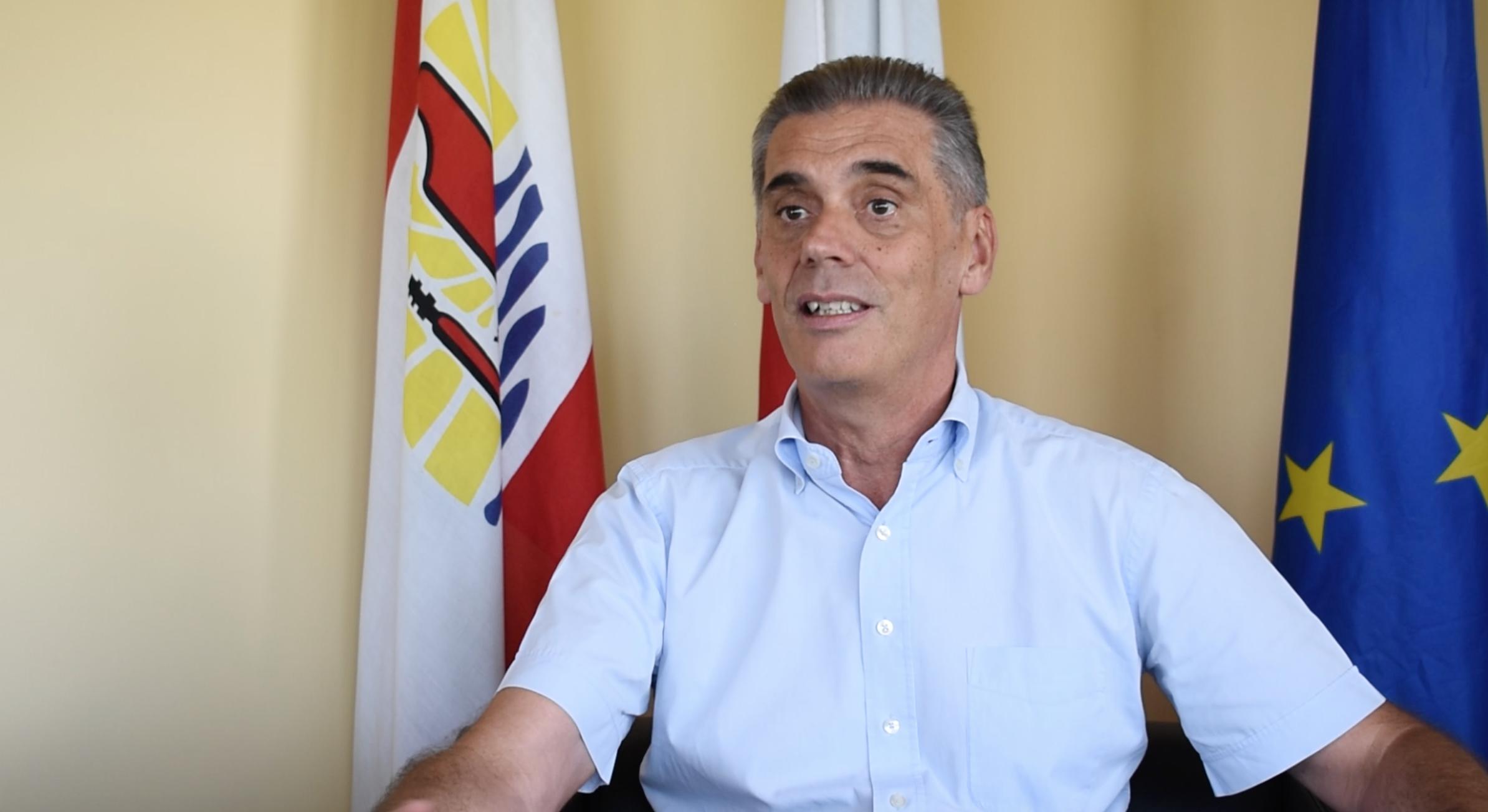 L'Interview Politique : Après Emmanuel Macron dans l'Océan Indien, « ça va être le tour de la Polynésie française », Dominique Sorain