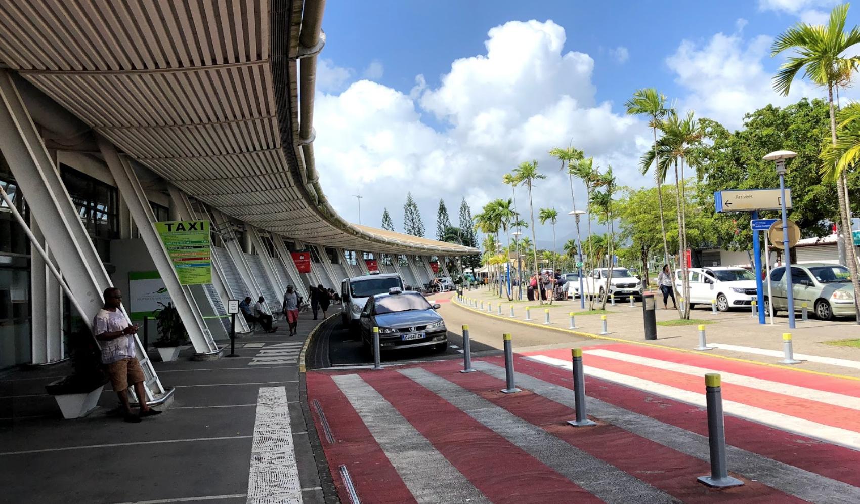Desserte aérienne: L'aéroport de Martinique va doubler la surface de son terminal d'ici 2022