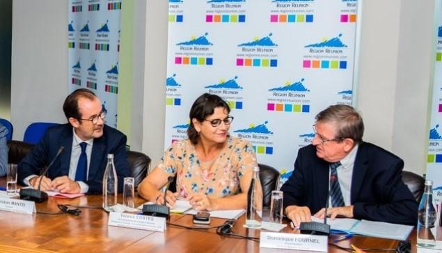 Tourisme en Outre-mer: Atout France signe un contrat de destination avec la Région Réunion