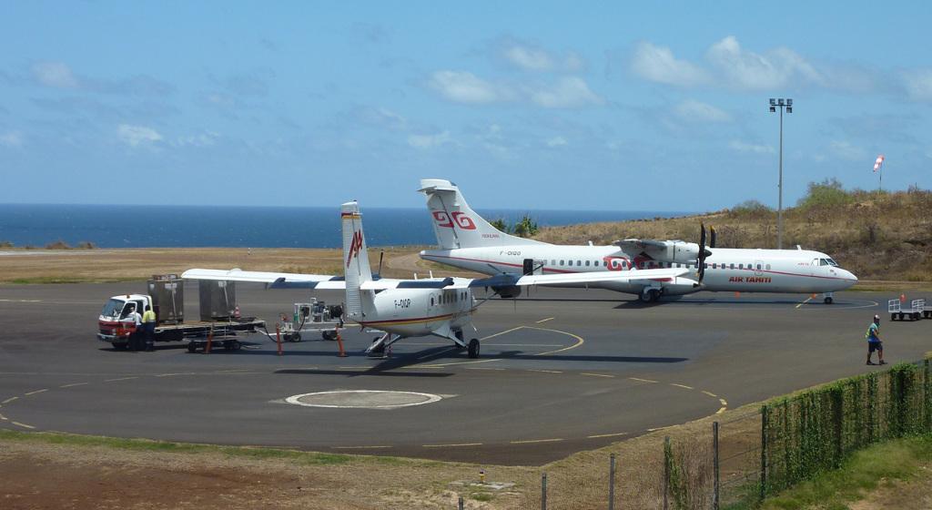 Desserte aérienne en Polynésie : Un aéroport de dégagement et un aéroport régional à l'étude