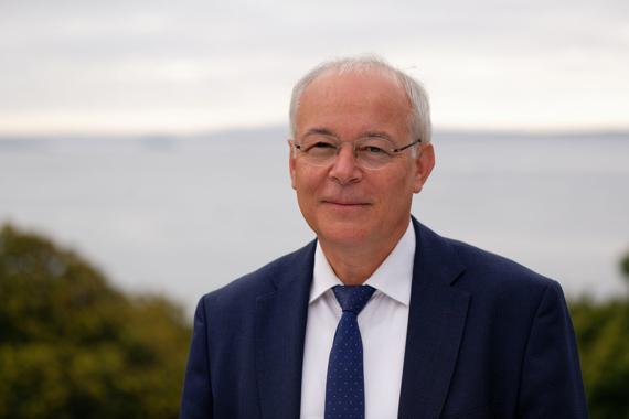 Environnement:  François Houllier, président de l'Ifremer en visite à La Réunion
