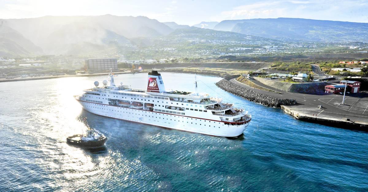 Tourisme à La Réunion : 45 navires de croisière attendus pour la saison 2019/2020