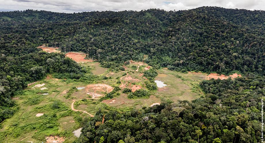 Montagne d'Or : Le renouvellement des concessions de la compagnie minière reporté