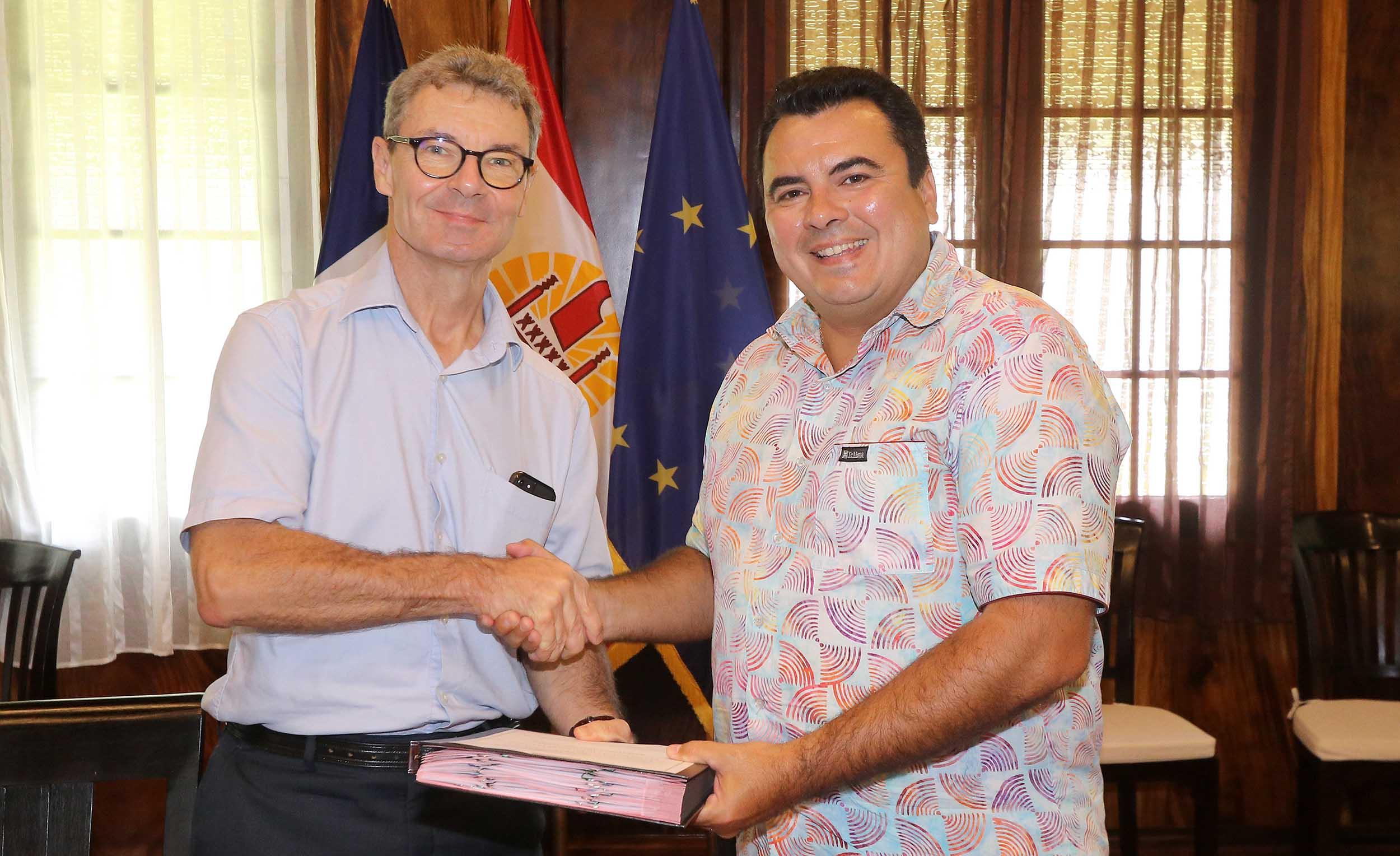 Polynésie : Trois emprunts de 28 millions d'euros contractés avec l'AFD